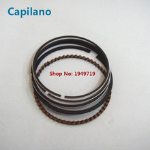 motorcycle piston ring JY110 JYM110 for Yamaha 110cc JY JYM 110 engine cylinder spare parts 49mm diameter