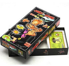 Cash N Guns Live playing Card Game Cash And Guns Live Board Game(China)
