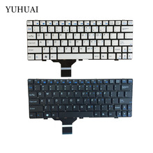 New US laptop keyboard FOR CLEVO M1110 M11X M1100 M1110Q M1111 W110ER M1115 without frame