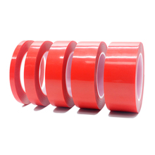 1 Roll 3 m Dubbelzijdige Tape Acryl Transparante Geen Sporen Sticker voor LED strip Auto Vaste Telefoon Tablet vaste(China)