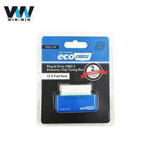 New Arrival Eco OBD2 Diesel Car Chip Tuning Box Plug and Drive ECOOBD2 Economy Chip Tuning Box Lower Fuel and  Emission