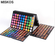 Miskos Professional 180 Colors Eyeshadow Palette Colorful Shimmer Matte Nude Eye Shadow Pallete Women Make Up Beauty Maquiagem