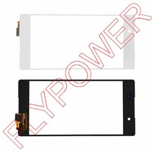 Touch Screen Digitizer Glass Lens For Sony For Xperia Z3+ Z4 E6533 E6553 Touch panel Replacement White by free shipping;(China)