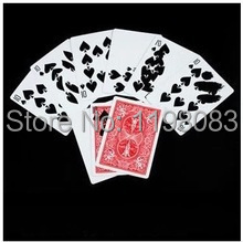 Holiday Sales presto printo - Fast Card Printing, card magic sets, magic props, Free shipping 10pcs/lot