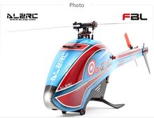 ALZRC Devil 380 FAST FBL Rc Helicopter KIT with 60A-V4 ESC/6S Brushless Motor 1000KV & Tail Belt Idler & Servo And Gyro combo(China)