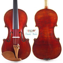Top Hand Oil Varnish,The Red Mendelssohn Violin 1720 (Stradivarius).Warm Sound,No.1397 Violin, Antique Violin,beatiful Maple