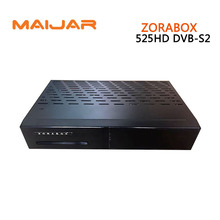ZORABOX 525HD Digital Satellite Receiver Linux DVB-S2/C+T2 Triple Tuner DM525HD OEM H.265 streaming Full HD Decoder Cccam IPTV(China)