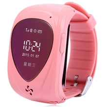 T18 Water Resistant Children Smartwatch Kids GPS GSM Watch with SIM SOS Anti-lost Security Monitor for iOS Android