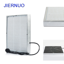 30W 120W LED Grow Light Square Full Spectrum Red Blue SMD2835 AC85-265V LED Plant Grow Lamps For Indoor Plant and Flowering BJ