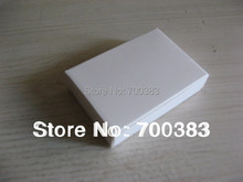 10 PCS Size 2.56x1.78x0.59 inch 65x45x15MM White Paper Gift Box Paper packaging Electronic Product Packaging White packaging Box