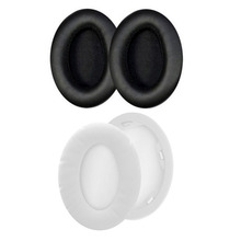 2pcs Brand New Replacement Earpad Ear Pad Cushions for Monster Beats By Dr.Dre Studio Studio 1 Studio 1.0 Headphones(China)