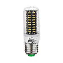 LED Corn Bulb Real No Flicker Smart IC Design High Lumen 4014 SMD E27 220V lamp Spotlight 38 55 78 88 140 LEDs Light Chandelier(China)