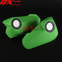 Vision Led Handguards Hand Guard with light For Kawasaki KX65 KX85 KX125 KX250 KX500 KX250F KX450F KLX450R Motorcycle Motocross