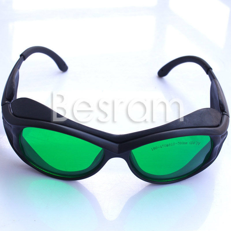 405nm-450nm 610nm-635nm-660nm-760n OD4+ Red/UV Laser Protective Goggles Glasses<br><br>Aliexpress