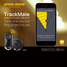 Steelmate i880 TrackMate Tracker GPS Bluetooth 2-way Intelligent Car Tracking System Anti-lost Car Alarm GPS Tracker For IOS