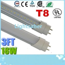 3ft 0.9m T8 18W Led Tubes Light CREE SMD 2835 Super Bright Led Fluorescent Tube Lamp Warm/Natrual/Cold White AC 85-265V