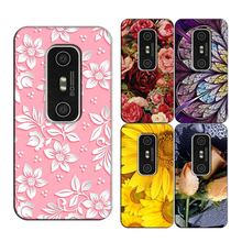 Phone Case for HTC EVO 3D G17 X515m Colorful Printing Hard Plastic Back Cover Original Capa Print Cases