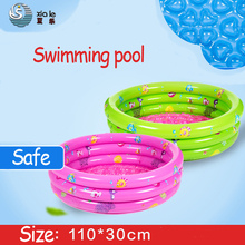 Inflatable Round swimming pool Plastic Durable Baby Small piscina Folding baby bath tub Summer Babies Paddling Pool