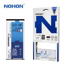 Original NOHON Li-ion Battery EB-BG850BBC For Samsung Galaxy Alpha G850 G850F G8508S G8508 G850M G8509V SM-G850F 1860mAh Battery(China)
