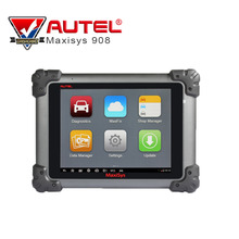 AUTEL MaxiSys MS908 Diagnostic Tool Car Scanner with Autel MaxiScope MP408 Smart Evolution in Diagnosic Free Shipping(China)