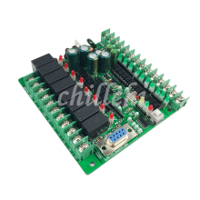 PLC industrial control panel board microcontroller relay board programmable controller FX1N-20MR FX1S-20MR