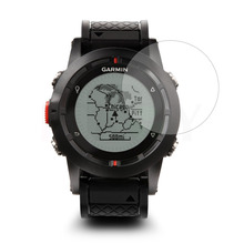 3* Anti-Scratch Ultra HD Premium Shield Film LCD Screen Protector Cover for Garmin Fenix Hiking GPS Watch