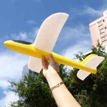 Hot 2017 Hand Launch Throwing Glider Aircraft Inertial Foam Airplane Toy Plane Model For Kids Toys