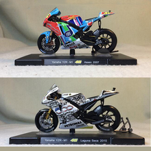 LEO 1:18 46 # Limited Collector Rossi Motorcycle Model Series MotoGP Apulia Yamaha Honda Motorcycle Toy Best Birthday Gift Model