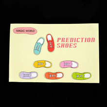 Number Prediction Magic Tricks Free Shipping Magia Trick Toy Easy Close up Magie