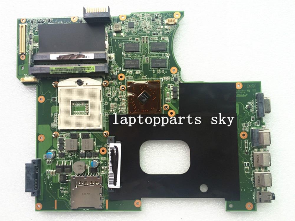 Original new laptop motherboard for asus K42JR REV:4.0 HM55 DDR3 PN:60-N1FMB1000-C15 PGA989 AMD mainboard<br><br>Aliexpress
