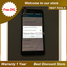 Free Shipping DHL/ EMS +Equipment Telecom Parts Note4 N910G +VOLTE and MOS test , support tems pocket and tems drive test(China)
