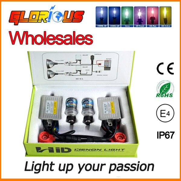 D2S D2C xenon F5 AC 55W 12V HID kit D2C D2S , 3000K 4300K 6000K for Auto hid kit<br><br>Aliexpress