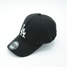 High quality The new LA baseball cap Korean male LADIES COTTON HAT VISOR in autumn and winter sports