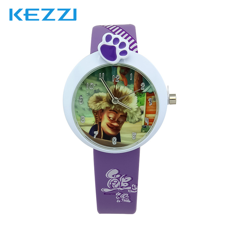 Lovely Watch Christmas Gifts for Childrens Wrist Watch Analog Quartz Watches Kids Watches Cute Saati cartoon Colorful Leather<br><br>Aliexpress