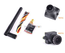 TS5828 5.8Ghz 600mW 48 Channels Wireless AV transmitter + 700TVL / 1000TVL FPV Camera for quadcopter FPV Combo System Kit