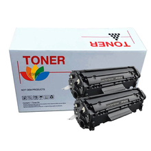 2 pk compatible hp 12a q2612a Laserjet 1022 3015 3030 3010 3050 3052 3055 1022n M1319f printer toner cartridge