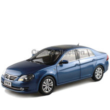 * Blue 1:18 Volkswagen VW BORA 2009 Die Cast Model Car Metal Sedan Model Festival Gifts Mini Vehicle