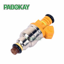 4 pieces x For VW Opel Omega SENATOR B Ford Chevrolet FUEL INJECTOR 0280150962 93208787(China)