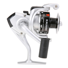 Fishing Spinning Reel Left Right Interchangeable Aluminum Metal Spool 5.2:1 6BB Ball Bearing Wheel Line Roller Fishing Tackles