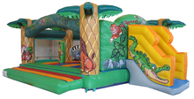 (China Guangzhou) manufacturers selling inflatable slides, inflatable castles,nflatable bouncer COB-52(China)