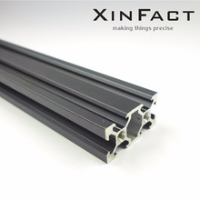V-Slot Rail 2040 Black Anodized for OX CNC,V Slot Rail,Aluminium Profile