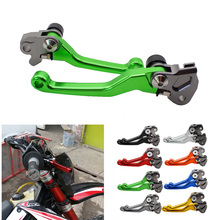 Buy Kawasaki KX125 KX250 KX 125 250 2000 2004 2001 2002 2003 Aluminum Motocross Dirt Pit Bike Brake Clutch Lever for $22.69 in AliExpress store