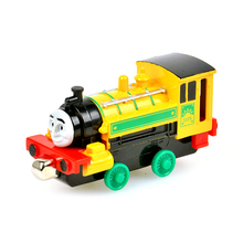Vehicle toys Tomas and Friends railway train Metal magnetic Yellow Victor train head for kids