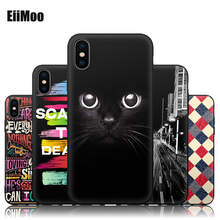 Buy EiiMoo Cute Cartoon 3D Relief Soft Tpu Phone Case iPhone 6 6S Silicone Full Back Cover iPhone 8 8 Plus X 7 Cover Coque for $2.15 in AliExpress store