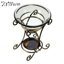 KiWarm Retro Incense Burner Iron Design Restoring Ancient Ways Aromatherapy Diffusion Air Humidifier Essential Oil Heater