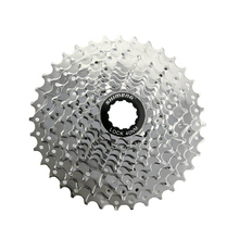 Lixada Bicycle Freewheel 11-36T 10 Speeds MTB Cassette Steel Freewheel Gear Crankset Cycling Part Mountain Bike Flywheel(China)