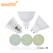 10PCS LED Lamp LED Bulb E27 GU10 MR16 220V 110V SMD 2835 Light Bulbs 4W 6W 8W Ampoule LED Luz Bombillas Lights for Home Lighting