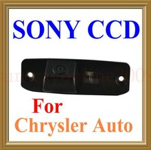 Free Shipping !! CAR REAR VIEW REVERSE COLOR CCD SONY CHIP CAMERA FOR CHRYSLER 300/300C/SRT8/MAGNUM/SEBRING