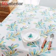 DSinterior table cloth cushion cover tablecloth custom made(China)