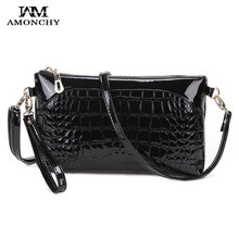 Hot Sale Alligator Women Clutches Brand Crocodile Ladies Shoulder Bags High Quality Clutch Fashion Designer Women Messenger Bags